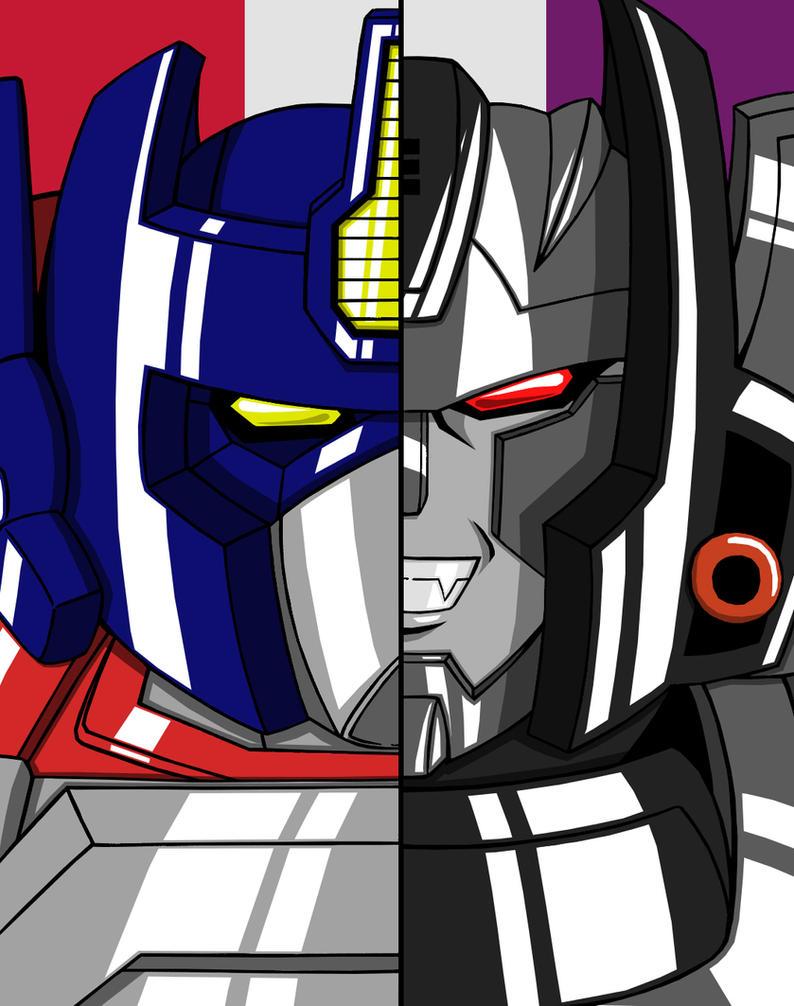 Transformers Armada Tribute by AnotherRandomMegaMan