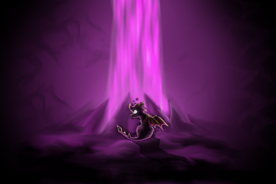 The Legend of Spyro - Eternal Darkness by LittleMissTwitchy