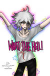 What The Hell! Komaeda - Super Dangan Ronpa 2