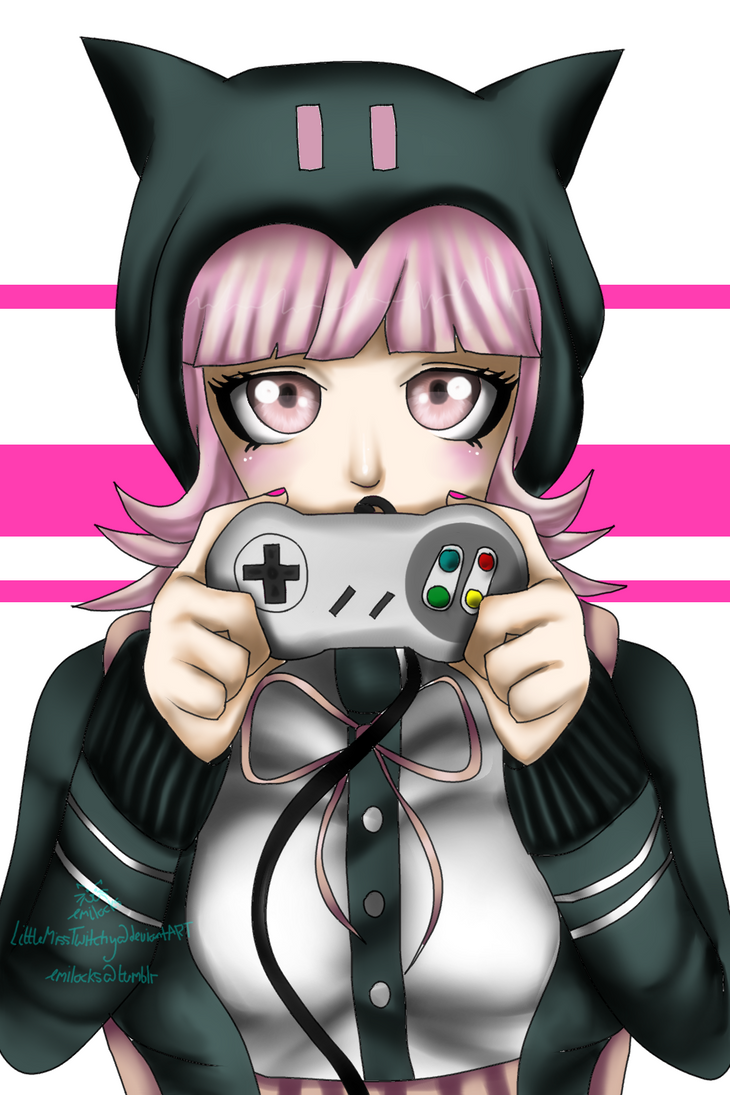 ULTIMATE GAMER by LittleMissTwitchy