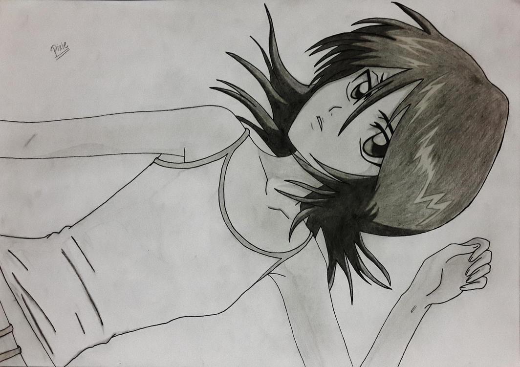 Rukia by XXpixieblossomXx