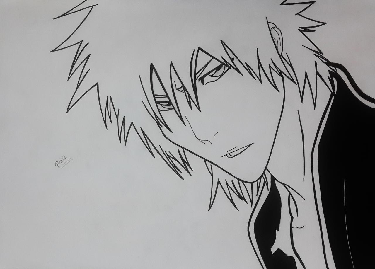 Ichigo by XXpixieblossomXx