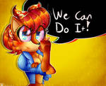 We Can Do It! .:-Happy Women's Day-:.