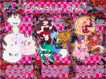 Commission 2021 / OPEN (Points and Paypal)