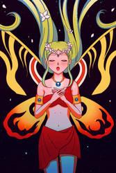 Mahou Shoujo Mothra (Kaiju Senshi)