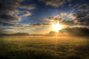 Sunrise by cs4pro