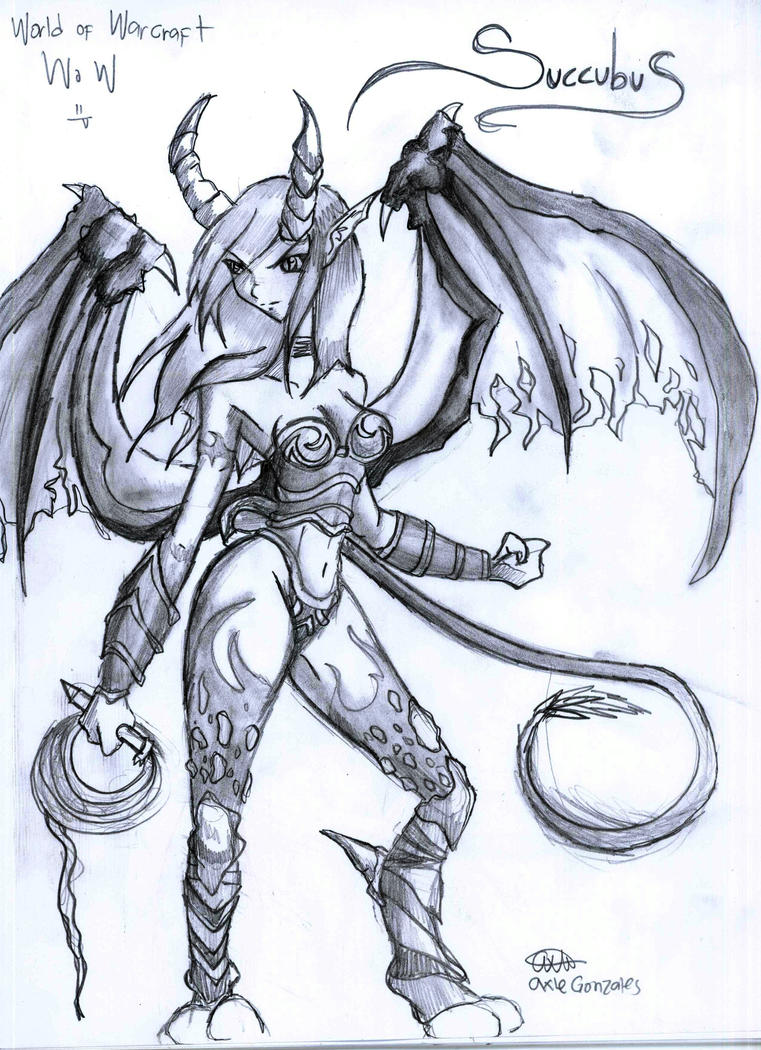 Old wow succubus pic xxx pictures