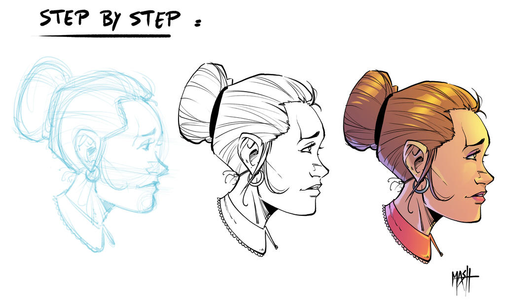 Step By Step by Rexbegonia