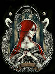 Her Ladyship Skellington PRINT VERSION