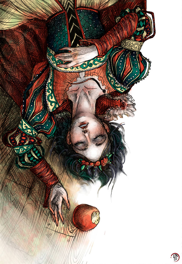 Snow White by InkYami