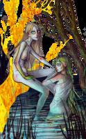 Rusalka by Ink-Yami