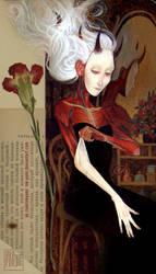 Mimicry by InkYami