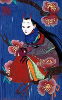 Little garden thief by Ink-Yami
