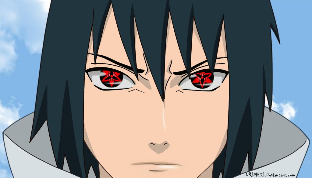 Sasuke Eternal Mangeky...