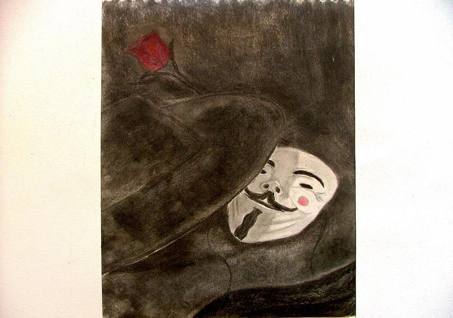 Vendetta Paraphernalia by InsidiousVendetta