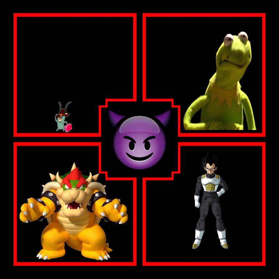 Multiverse villain team up
