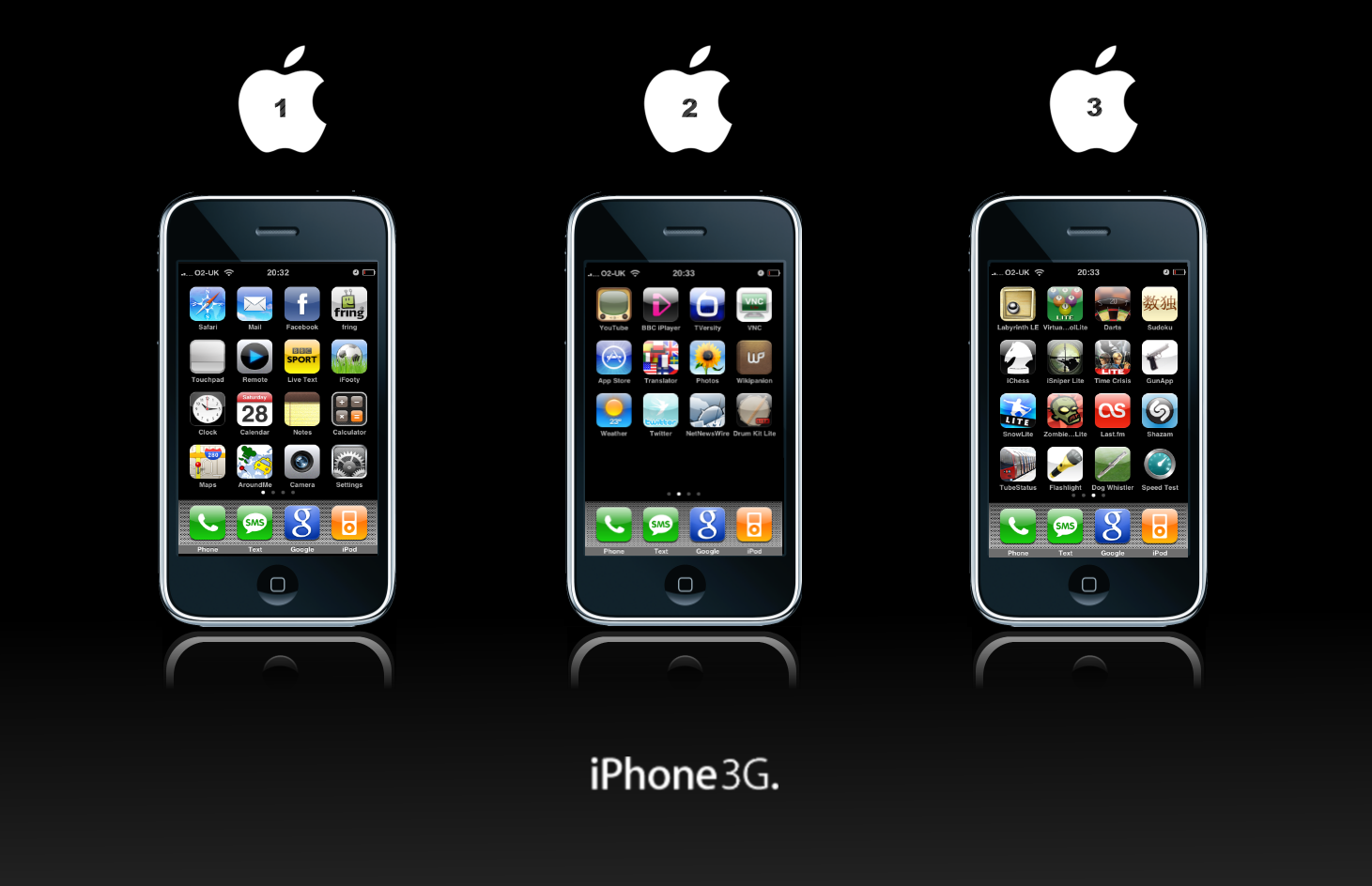 My Iphone Apps By Simieski On Deviantart
