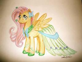 Fluttershy by Dr-Destruction