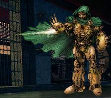 Steampunk Doom by Dr-Destruction