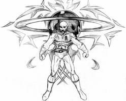 Saturn by Dr-Destruction