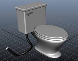 Toilet by Dr-Destruction