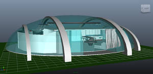 Dome House 01