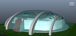 Dome House 06