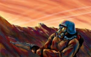 Soldierconcept by Dr-Destruction