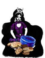 Gothic Cakes by Dr-Destruction