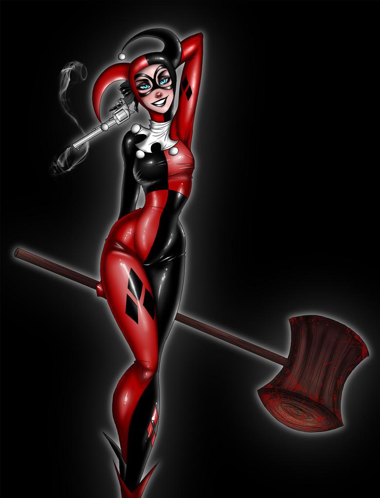 Harley by TroubleTrain