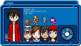 Team Arnon Card by ViniciusHibiki