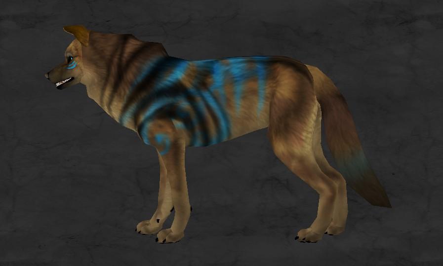 Arokai Wolf Creator Canine By Grypwolf Fan On Deviantart