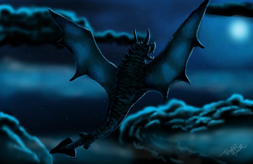 Dragonnight by grypwolf-fan