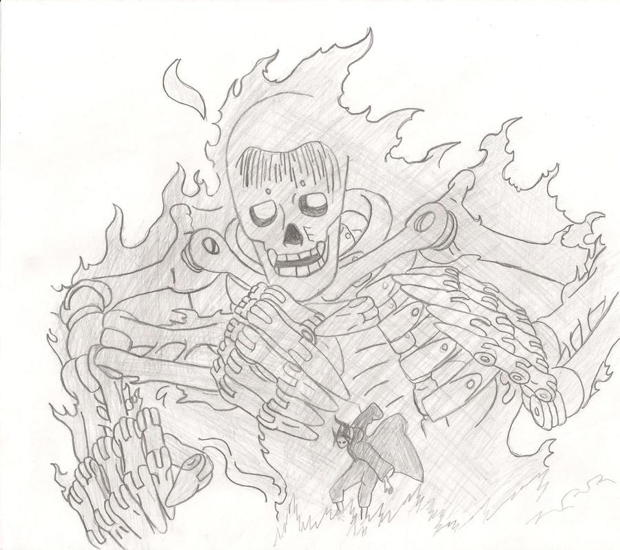 madara susanoo drawing - photo #1