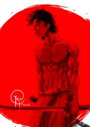 BODOH: Jonathan John Frost by yajido
