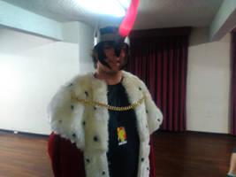 King Sombra cosplay