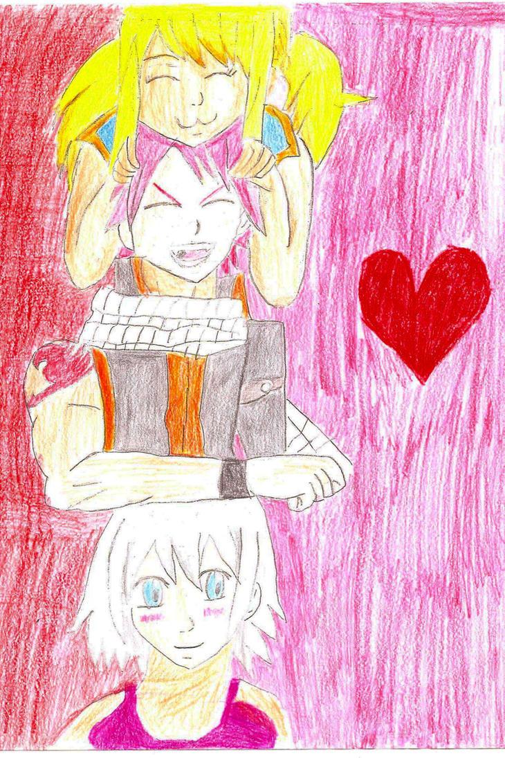 natsu and lisanna relationship problems