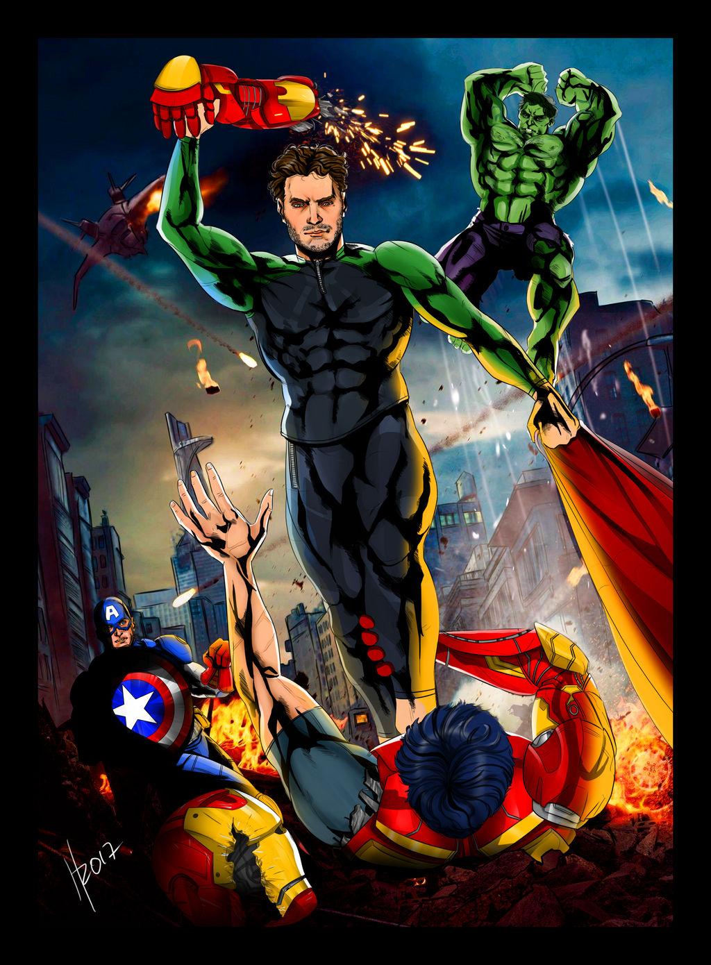 Pain versus the Marvel Universe, again...