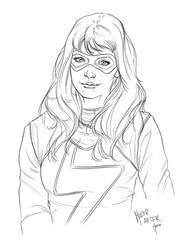 Kamala Khan, Ms. Marvel - 2018