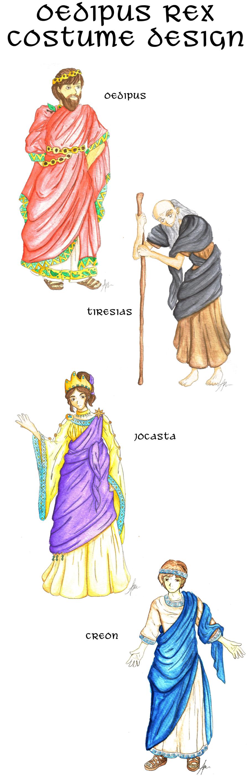 Oedipus Rex Costume Design by sarehptar on DeviantArt