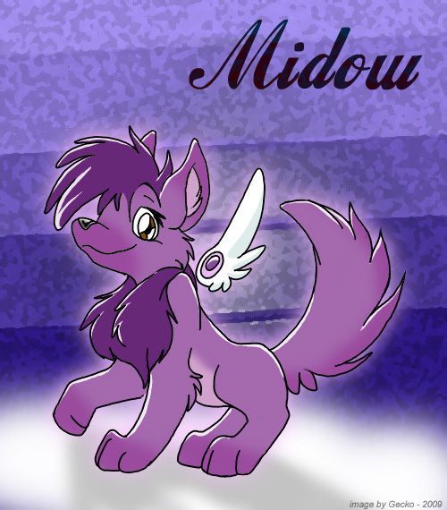 Midow by Geckochan