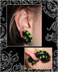 Tentacles in mah EARS