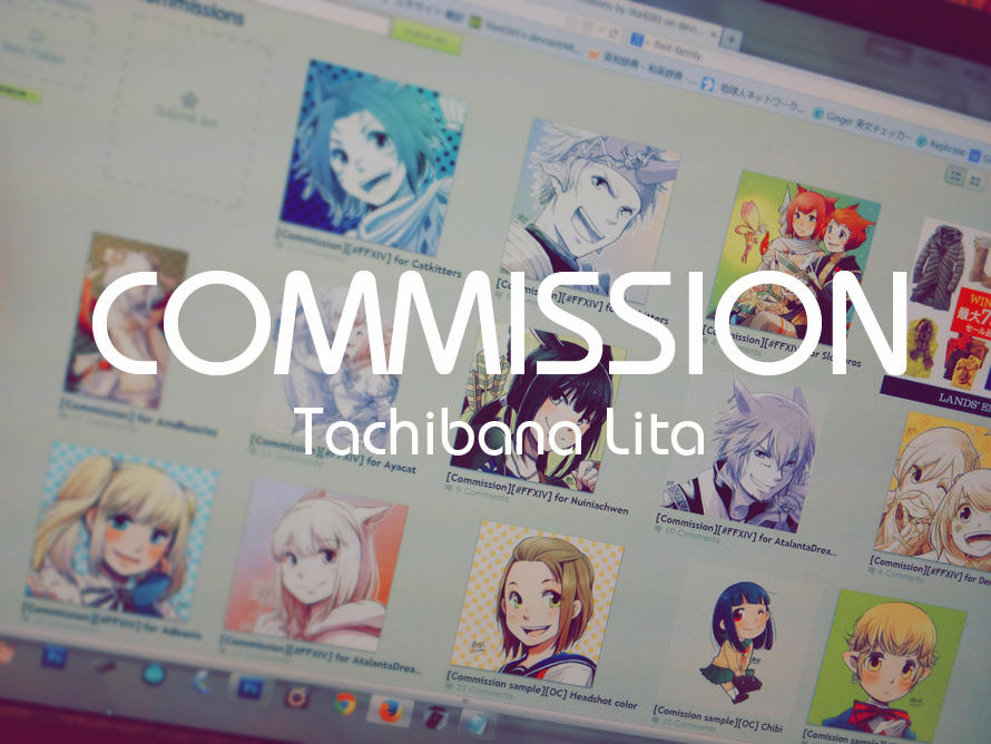 Commission 20151006 by lita426t