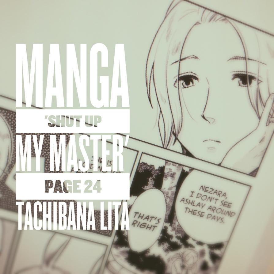 Manga 'Shut up my master' page24 by lita426t