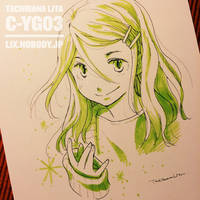 YG03 - CopicProject by lita426t