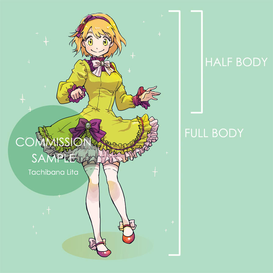 201612 Sample-fullbodyhalfbody 980 by lita426t