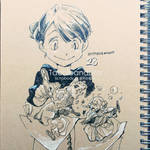 Sketchbook cover 20170626