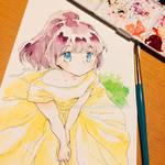 blue eyes by lita426t