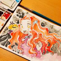 Happy Halloween! by lita426t