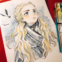 Daenerys from GoT
